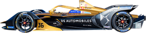 DS Techeetah Formula E Team
