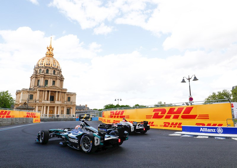 formula e in paris