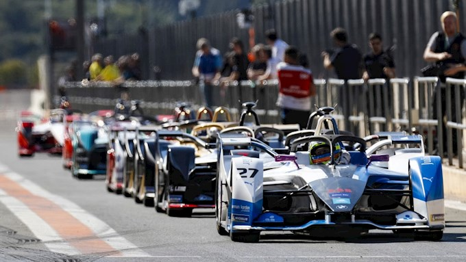 The Official Home of Formula E | FIA Formula E