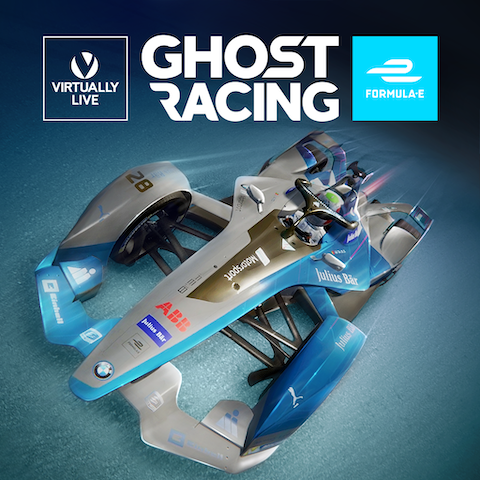 formula e ghost racing icon