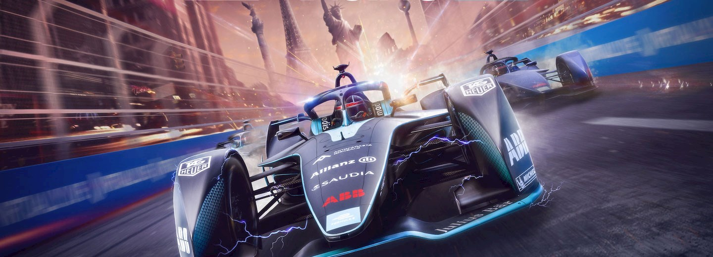 Race against the grid in real-time as Virtually Live Ghost