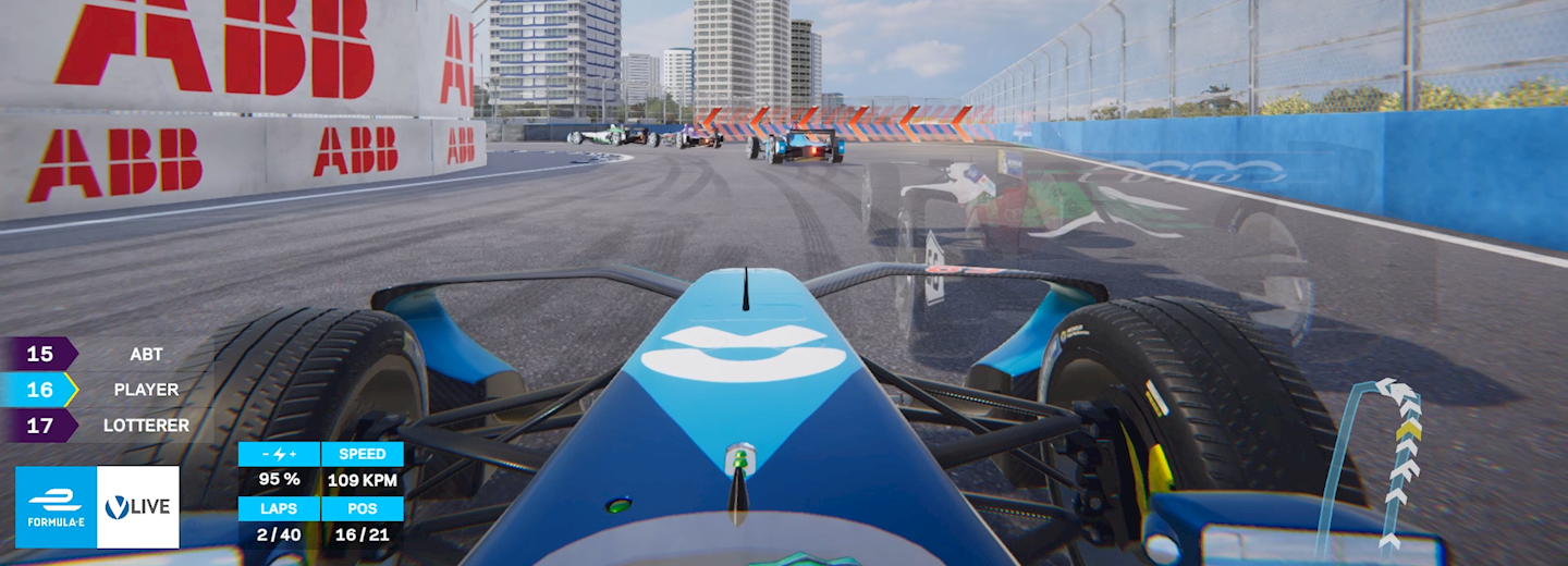 Formula E and Virtually Live launch live ghost racing game | FIA