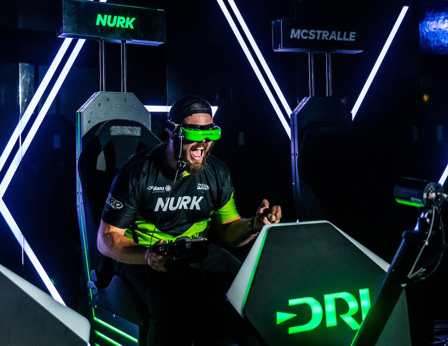 Nurk wins 2018 DRL Allianz World Championship