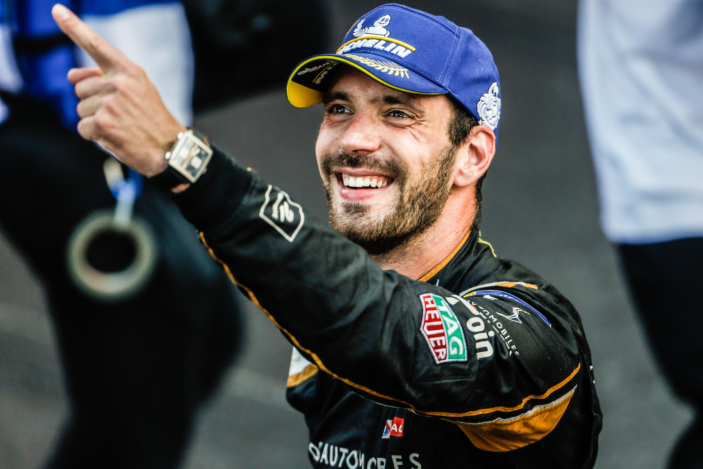 jean-eric vergne wins in the monaco formula e